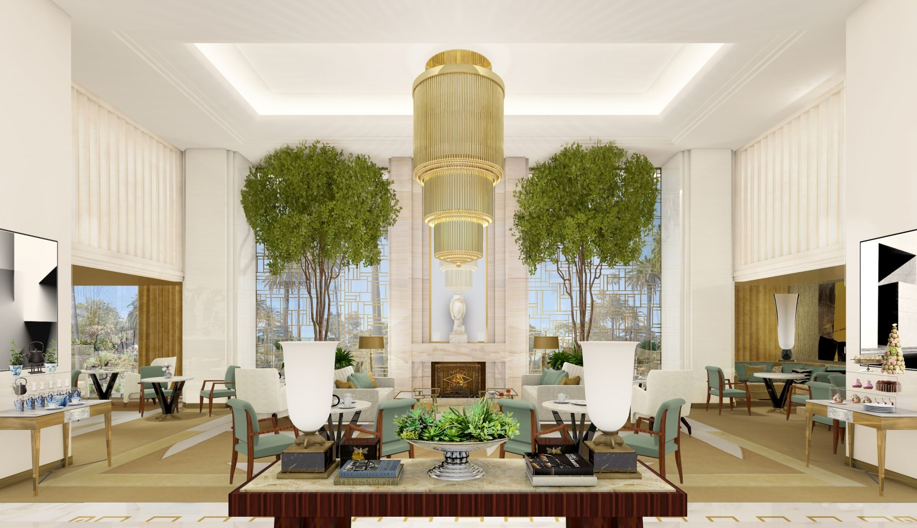 12 top luxury hotel openings around the world in 2017