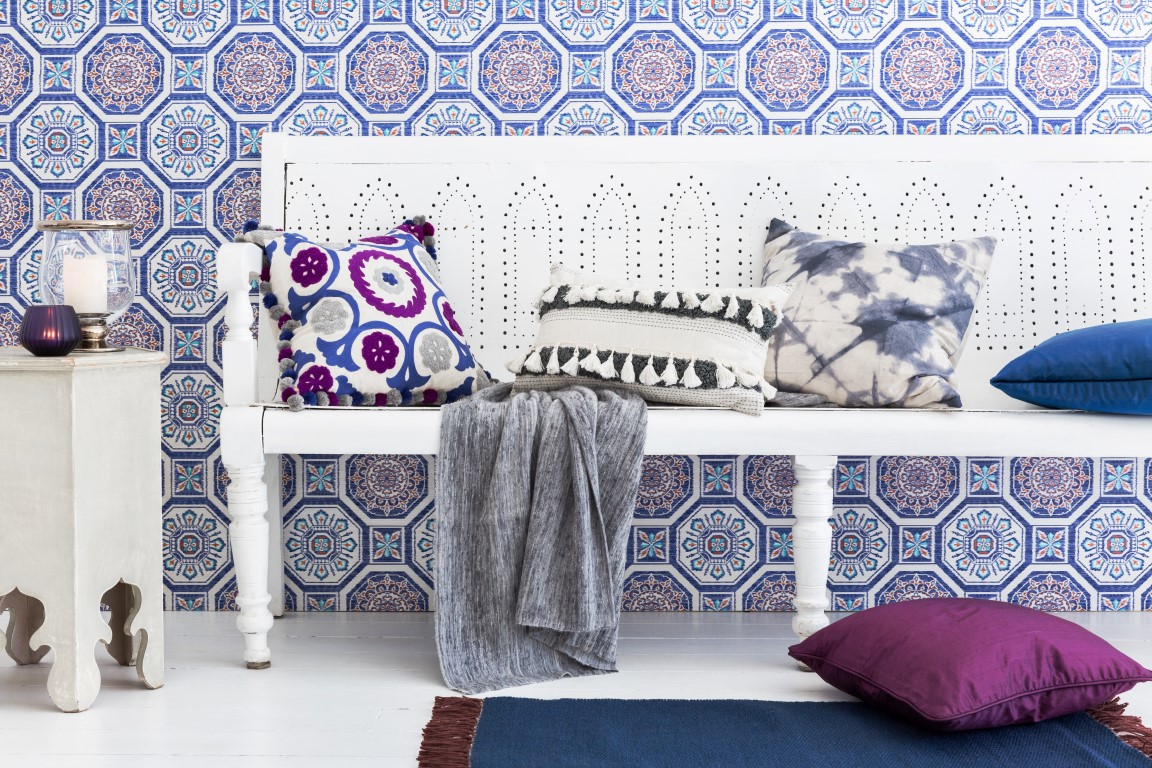 Get Moroccan Style Decor With A By Amara S Haven Trend