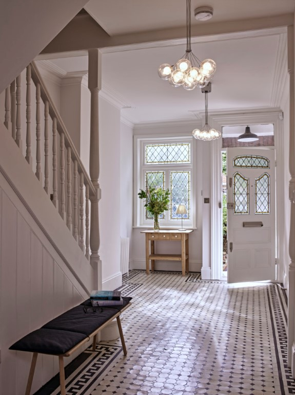Discover Inside An Edwardian House Interior Project