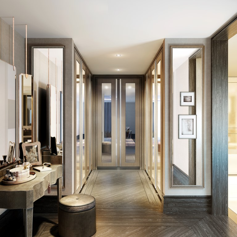 Interiors Inspired by Fashion
