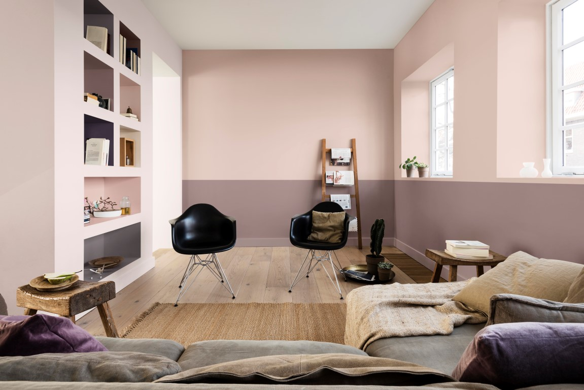 Decoracion Del Hogar 2018 Of Heart Wood Revealed As Dulux S Colour Of The Year 2018