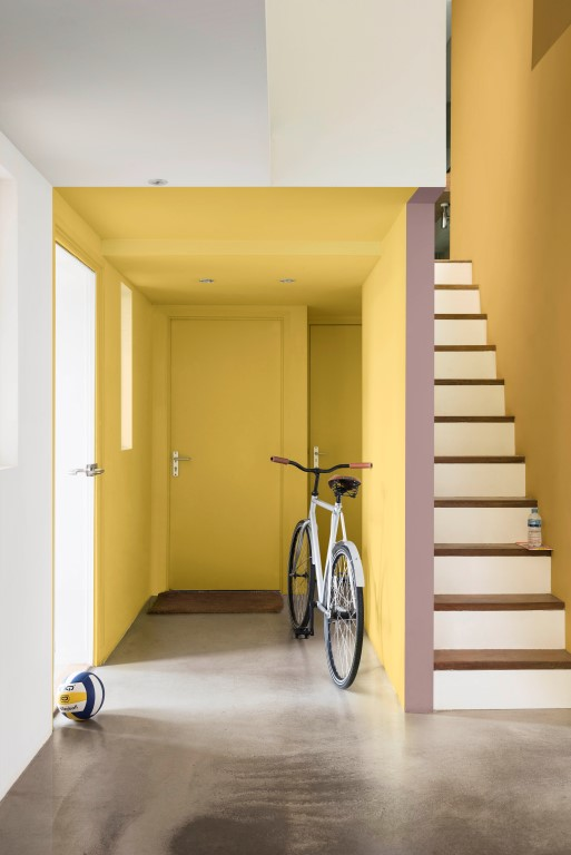 Heart wood revealed as dulux s colour of the year 2018 - Dulux exterior wood paint colour chart pict ...