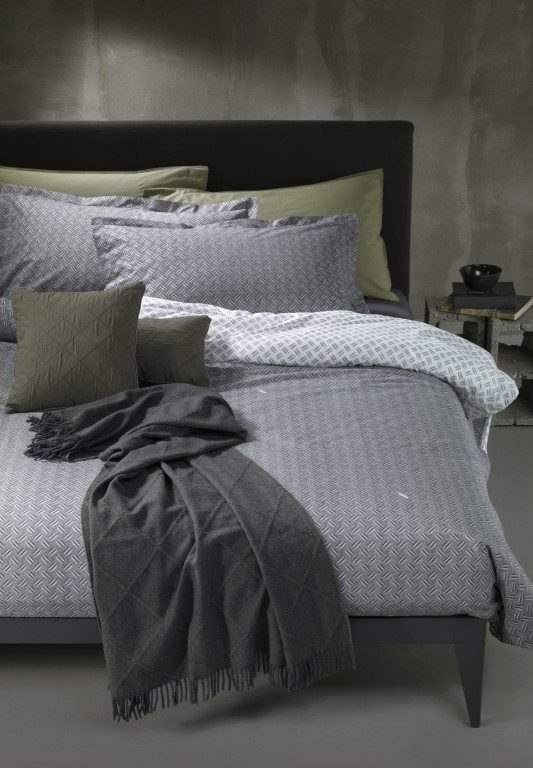Fashionable Bedroom Style with Diesel Living Bed Linen