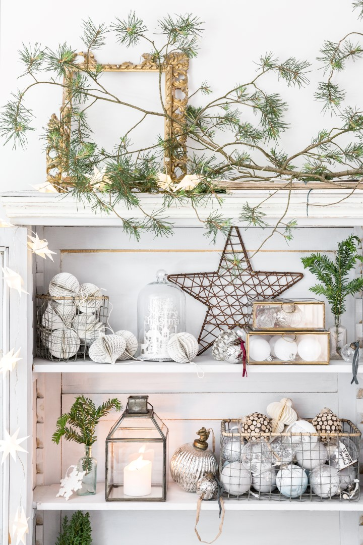 in a nod to the pared back lifestyle hygge encourages christmas decorations should be minimalist and free from over the top embellishments
