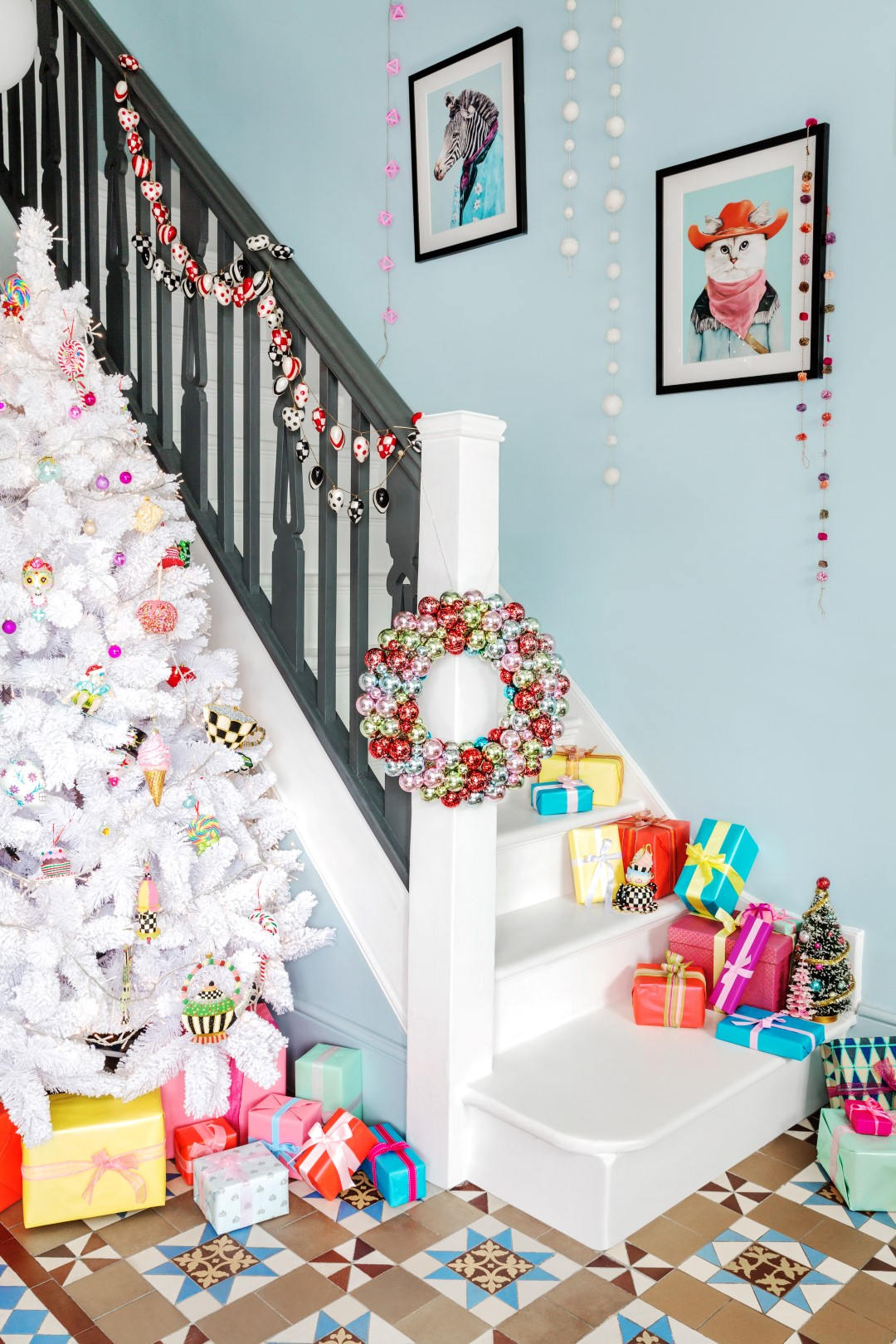 unique christmas decorating ideas - Unique Christmas Decorating Ideas
