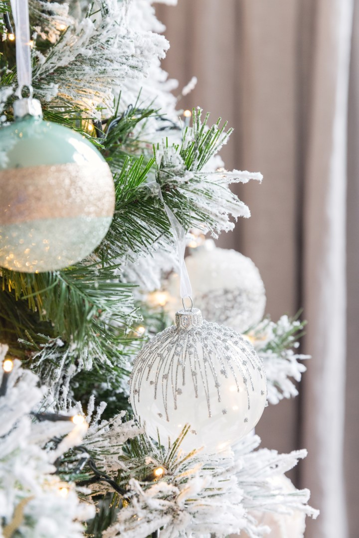 by taking classic decorations accessories and giving them a modern twist the winter blush trend gives the typical christmas scheme we all know love a - Blush Christmas Decorations