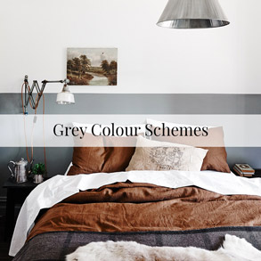 Grey Bedroom Colour Scheme Ideas