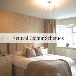 Neutral Bedroom Colour Scheme Ideas
