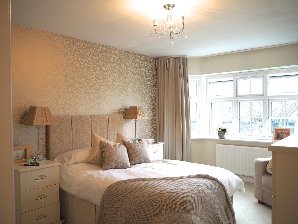 By Lauren Jane Bedroom Colour Scheme Ideas