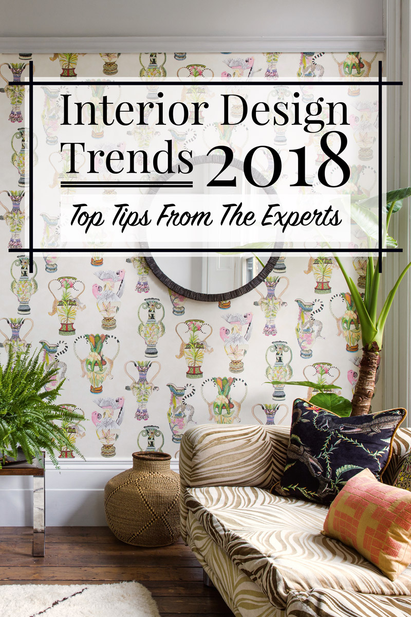 Home Design 2018 Trends Part - 29: Interior-design-trends-2018