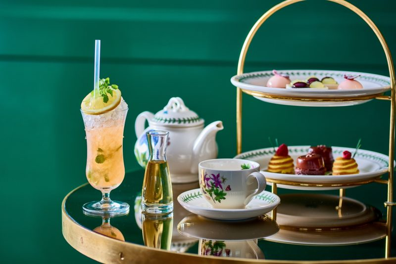 Best places for afternoon tea London