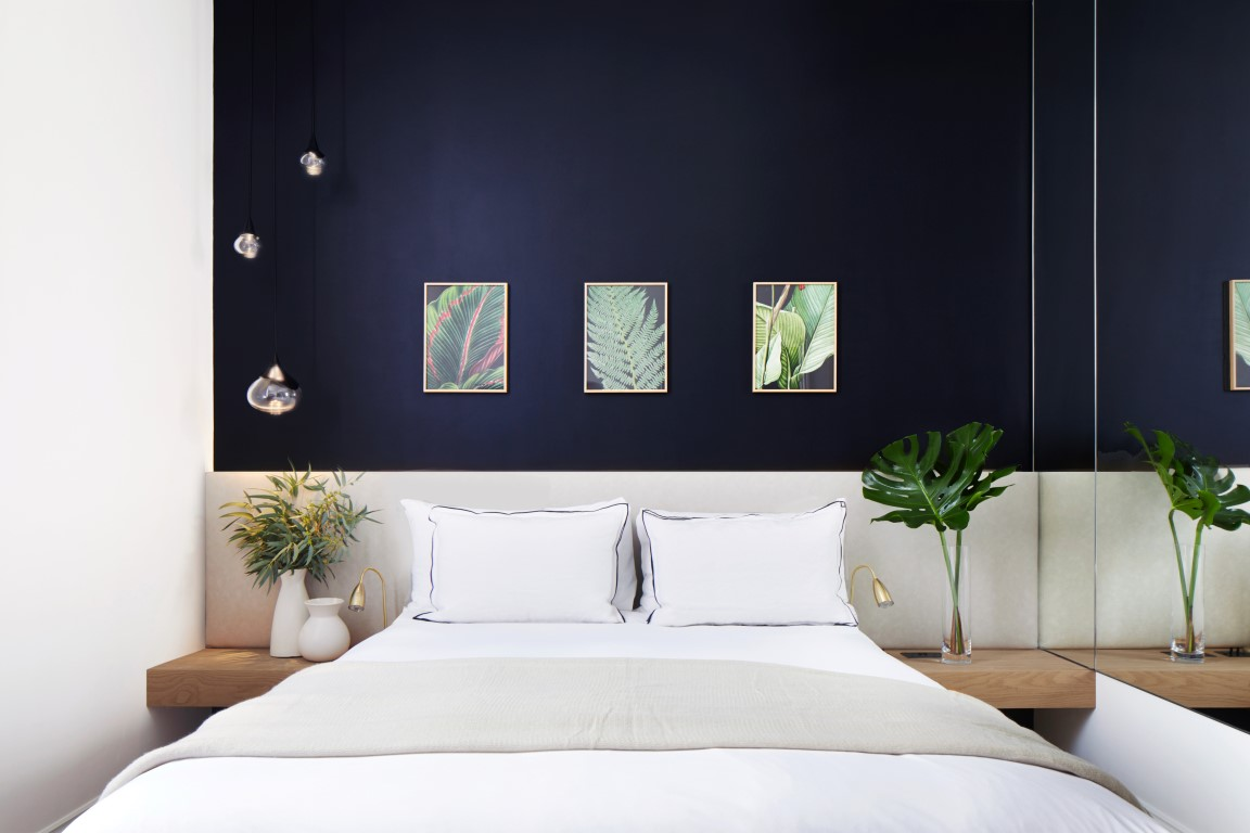 My chelsea luxury boutique hotel design by design haus liberty for Boutique hotel design