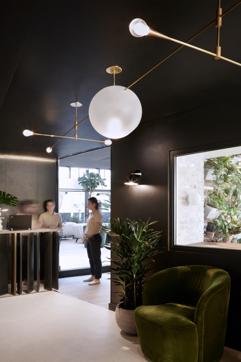 My Chelsea Luxury Boutique Hotel Design by Design Haus Liberty