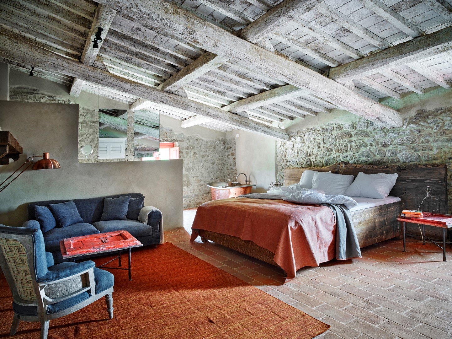Luxury Italian Villa Design At Podere Posabile By Special Umbria
