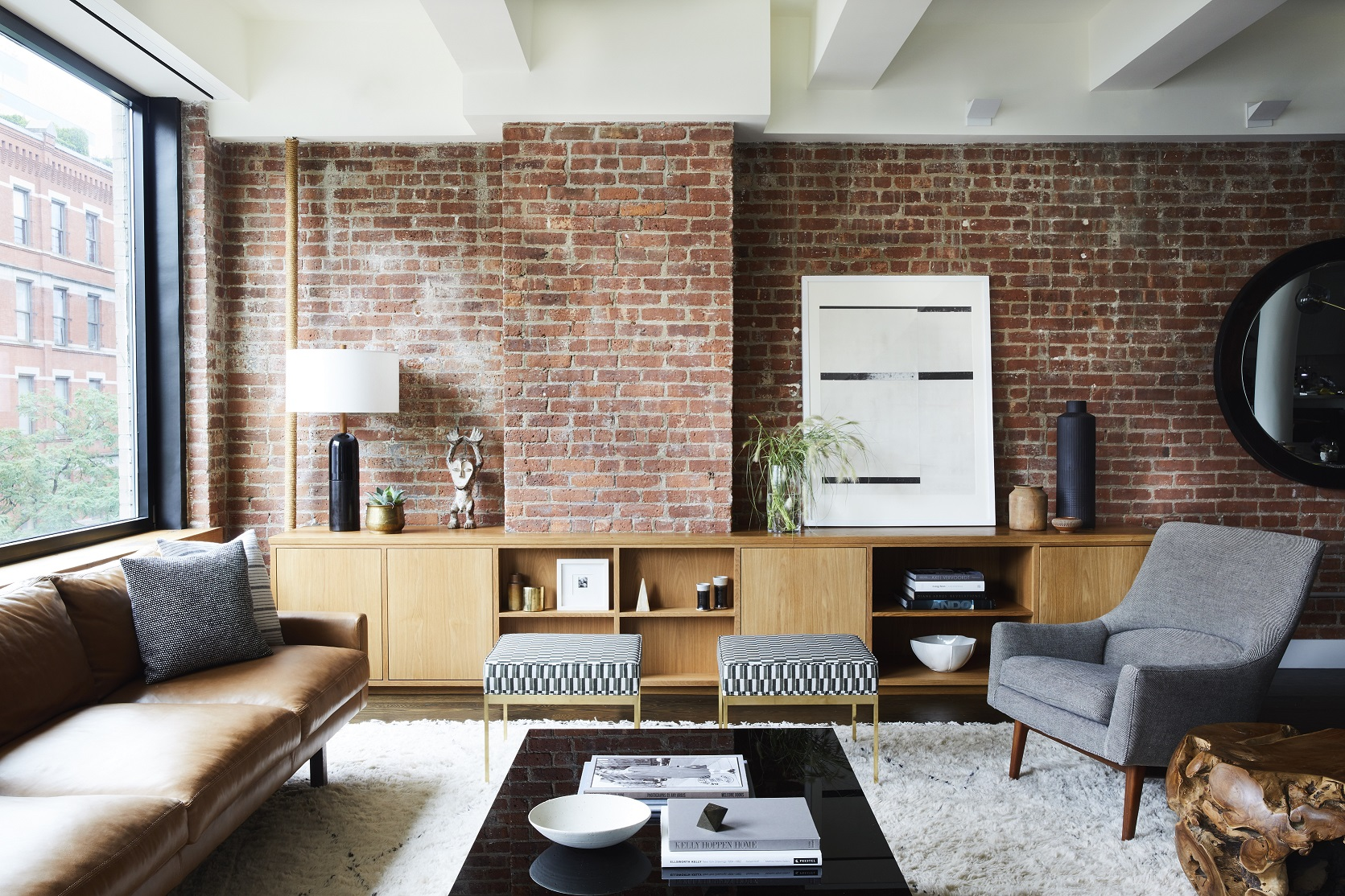 How To Get The Nyc Loft Look In Your Home By Sheep Stone