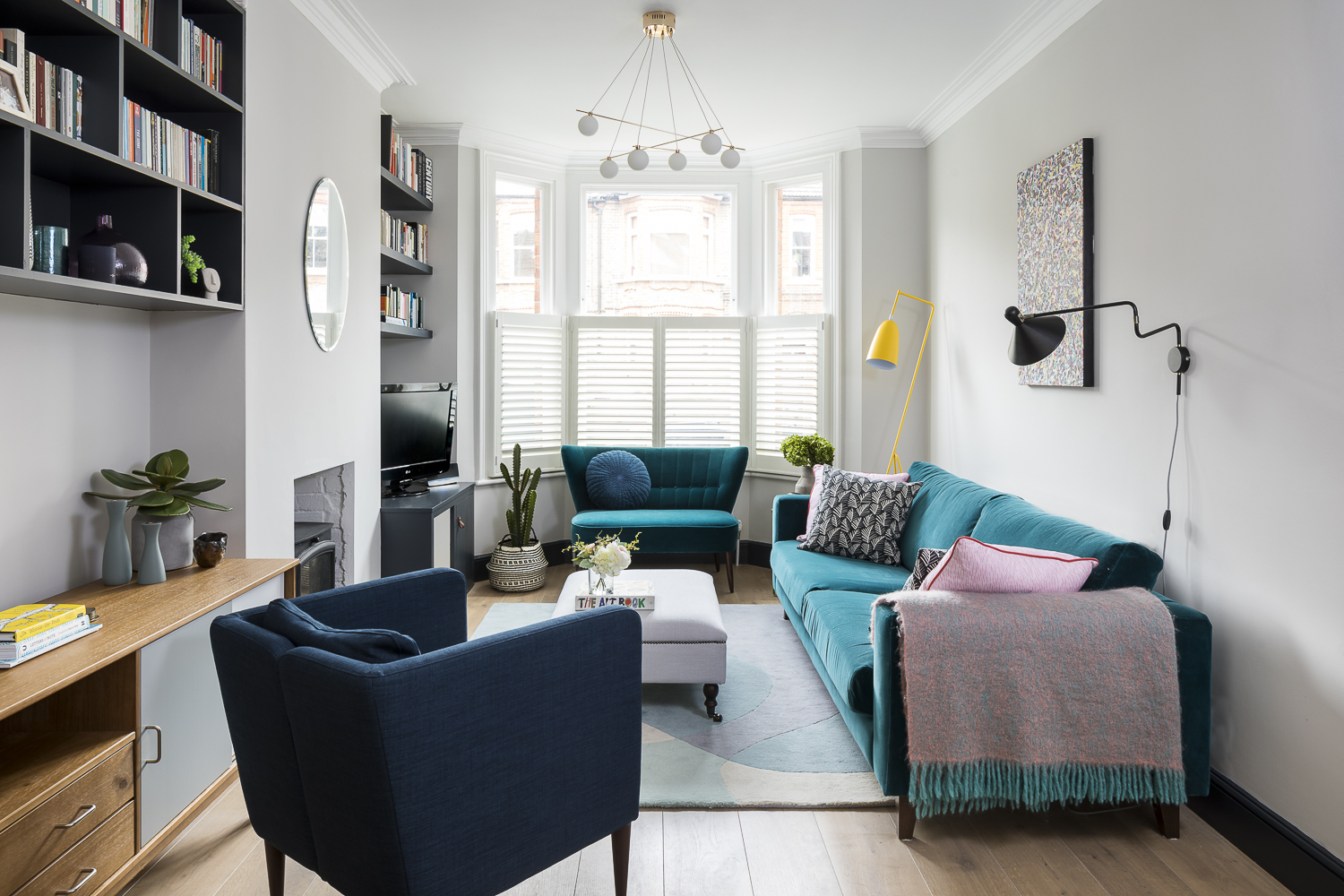 2018 Colour Trends for Every Room in the Home - The LuxPad
