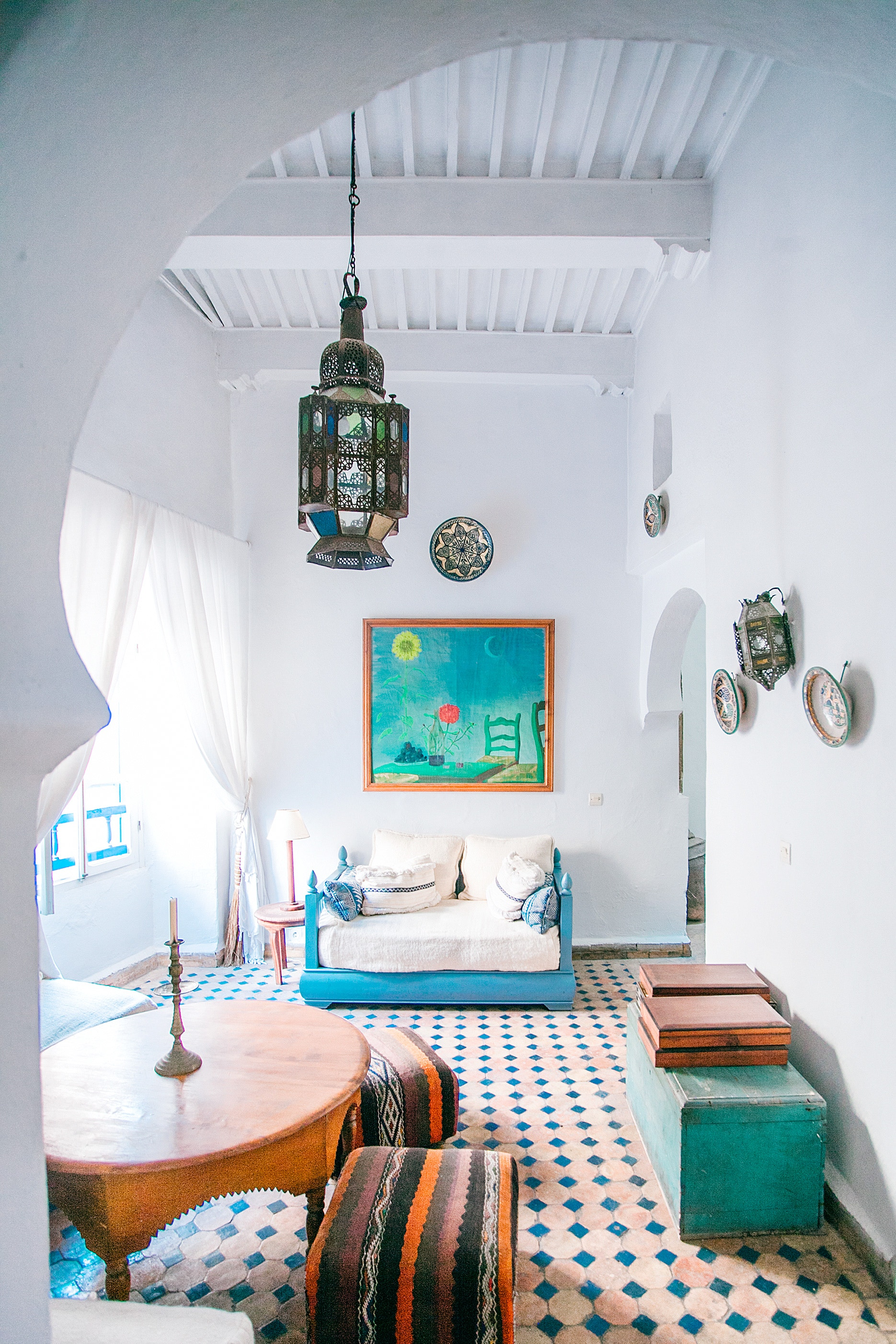 Spanish Style Homes How To Embrace Iberian Interior Design