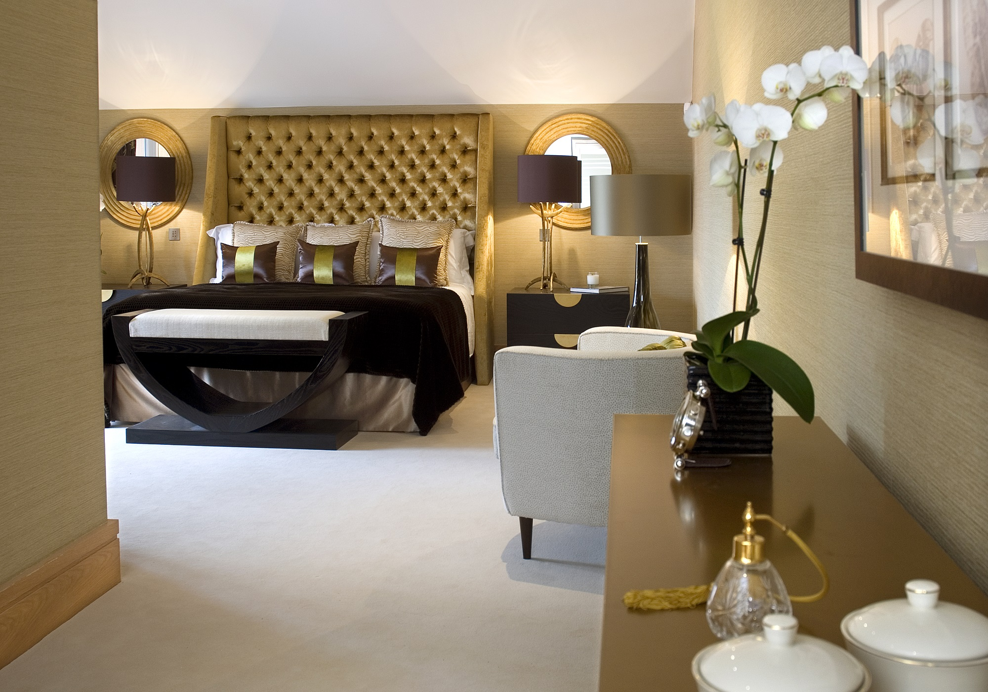 zen interior design on a bud interior design services on a budget Amersham-Designs-Glam-Bedroom-Decorating-Ideas