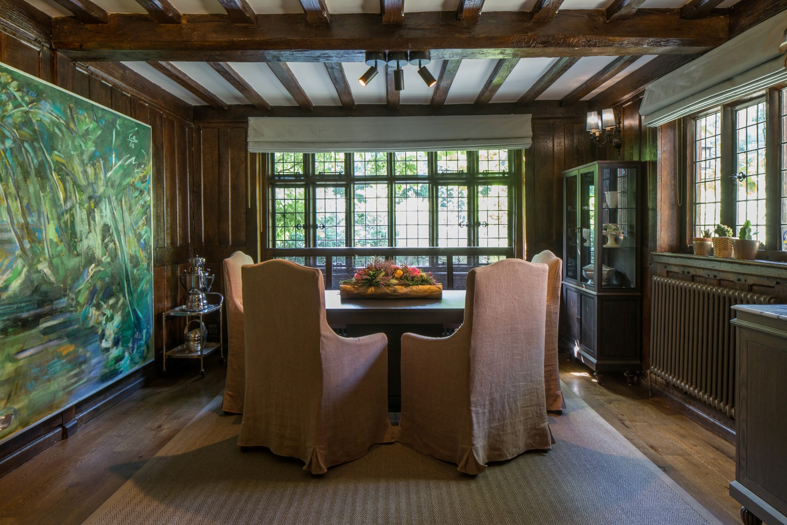 Old Meets New Richmond Interior Design Project by Roselind ...