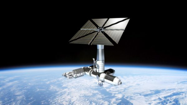 Philippe Starck Collaborates with Axiom for First Commercial Space Station