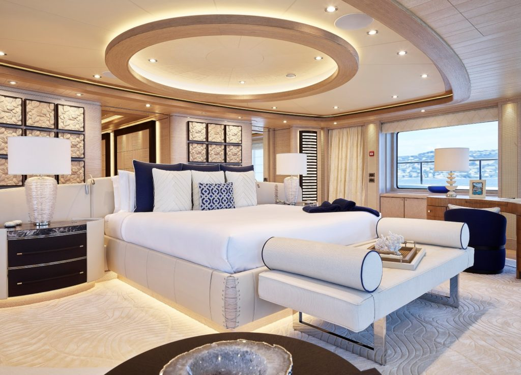 Luxury Yacht Interiors