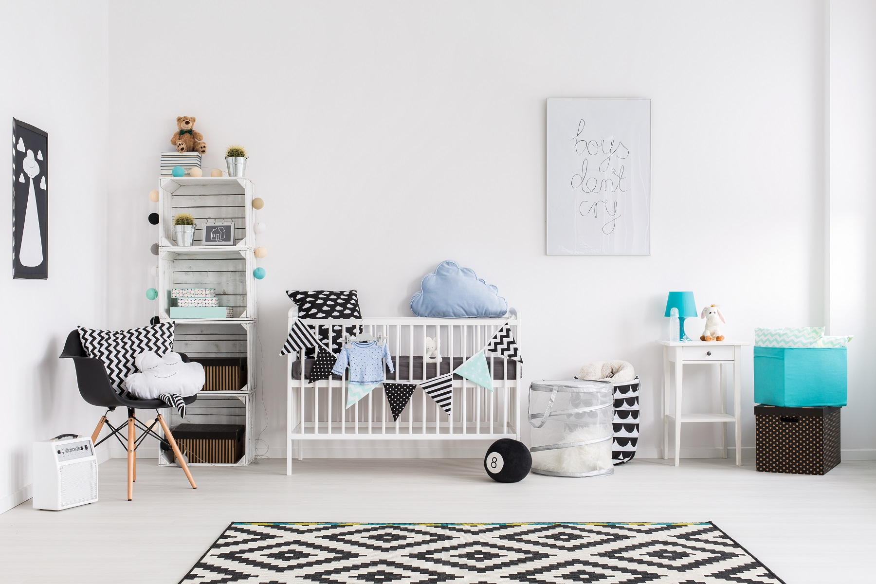 7 Inspiring Kid Room Color Options For Your Little Ones: 19 Stylish Ways To Decorate Your Children's Bedroom