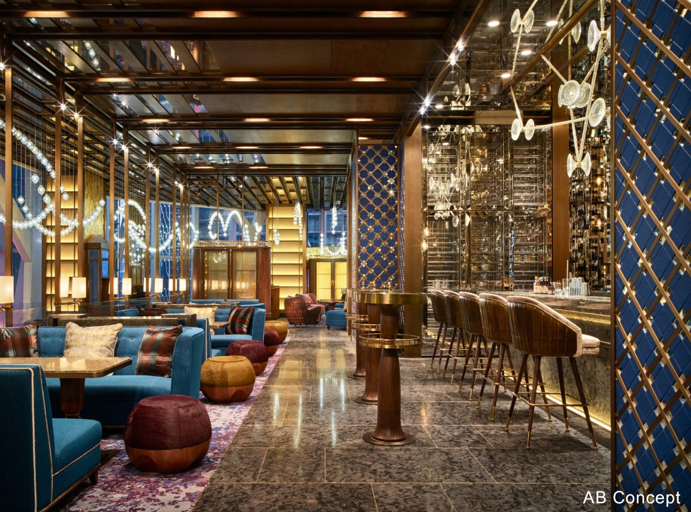 The future of hospitality interior design by ed ng of ab - Interior design for hotels and restaurants ...