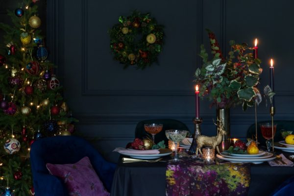 Winter Bloom: Embrace Floral Opulence this Christmas