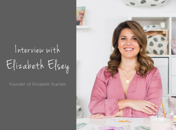 Amara X ES: Interview with Elizabeth Elsey, Creator of Elizabeth Scarlett
