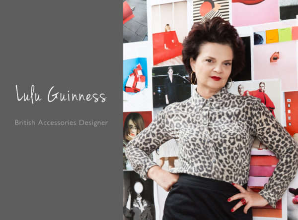 Interview With Lulu Guinness