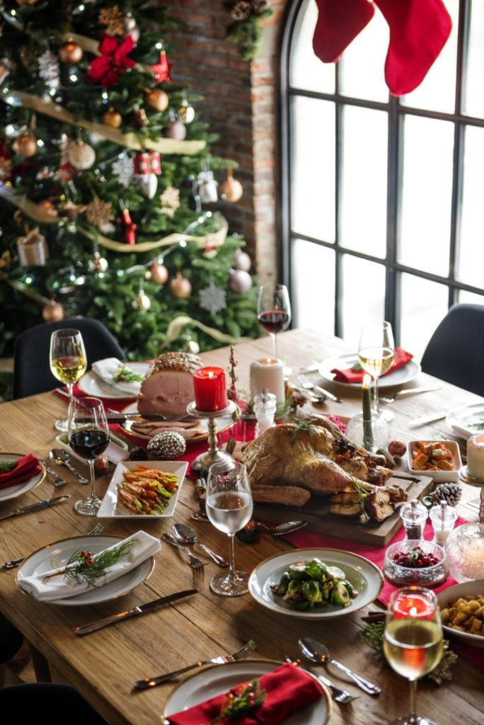 how to cook Christmas dinner