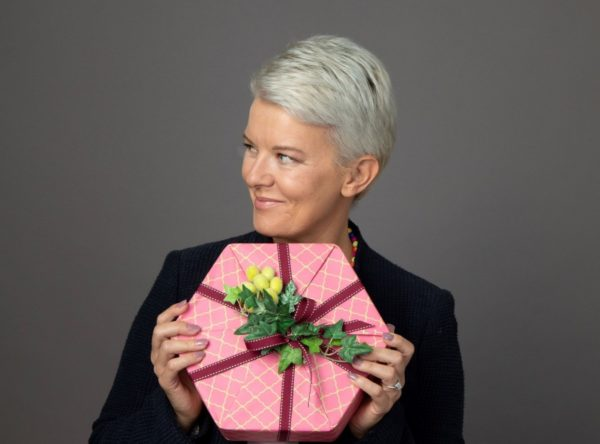How to Wrap Awkwardly Shaped Presents with the Gift Wrap Guru, Jane Means