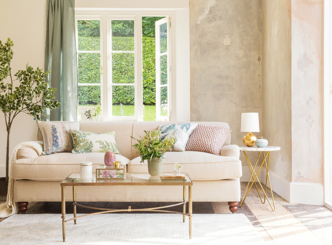 make living room spacious using simple and smart tricks how to get started in interior design Starting a home renovation can be daunting, but with a few insider tips and tricks  youu0027ll be on your way to making your ...
