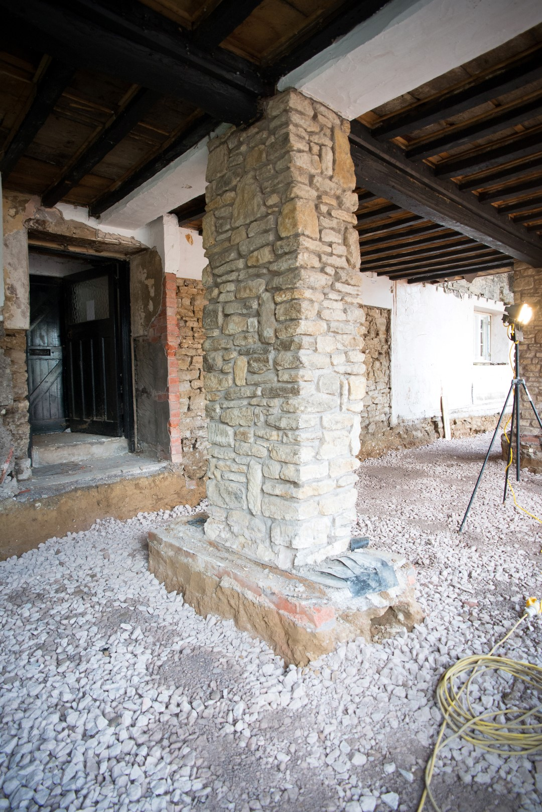Period property renovation