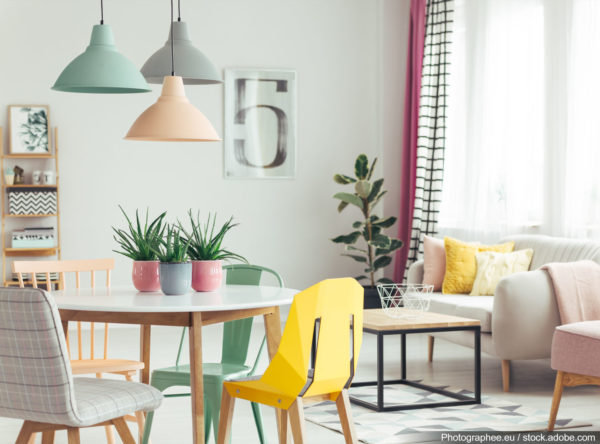 How to Introduce Fruit Pastel Colours into Your Home