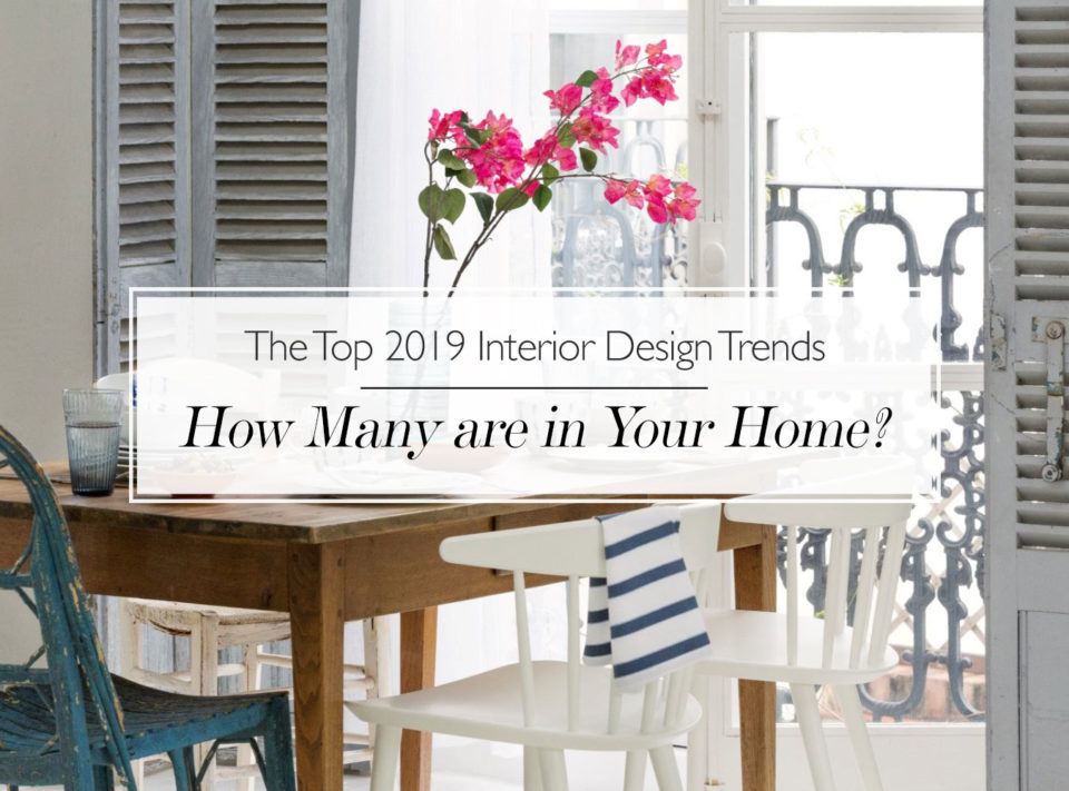 The top interior design trends for 2019 how many are in - How many interior designers in the us ...