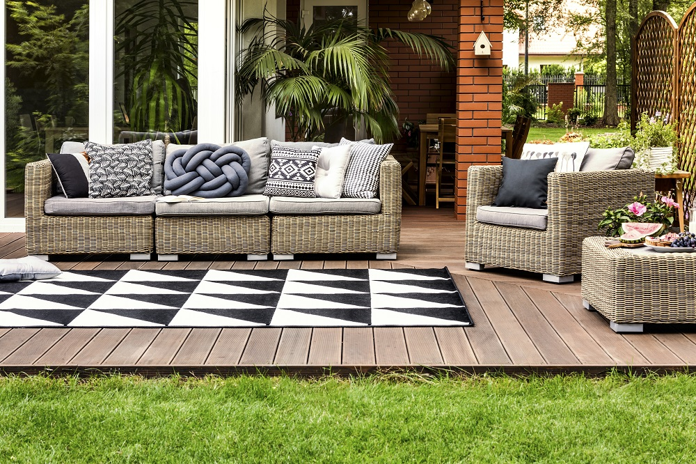 How to style your garden