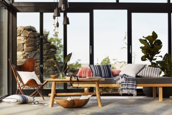 The New Frontier: Get the Americana Look At Home