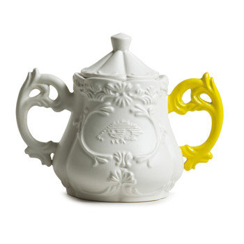 I-Wares Sugar Bowl - Yellow