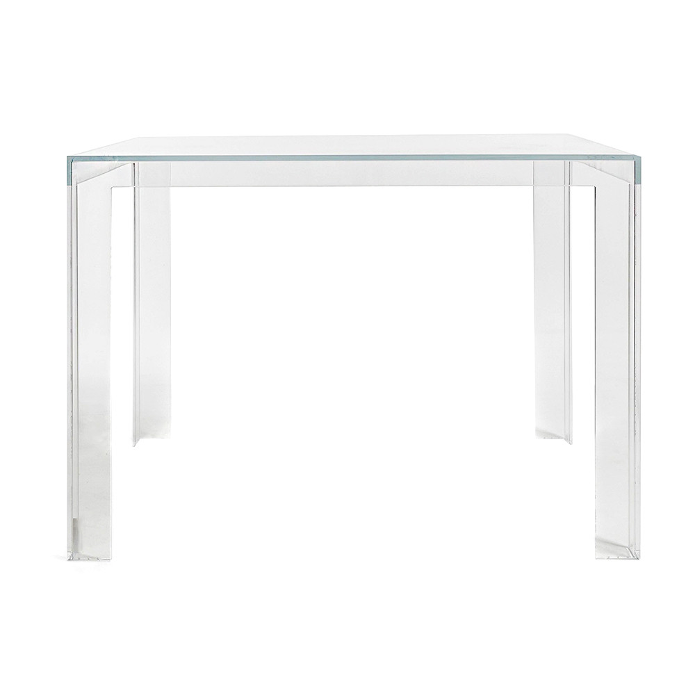 Buy kartell invisible table crystal amara for Table kartell