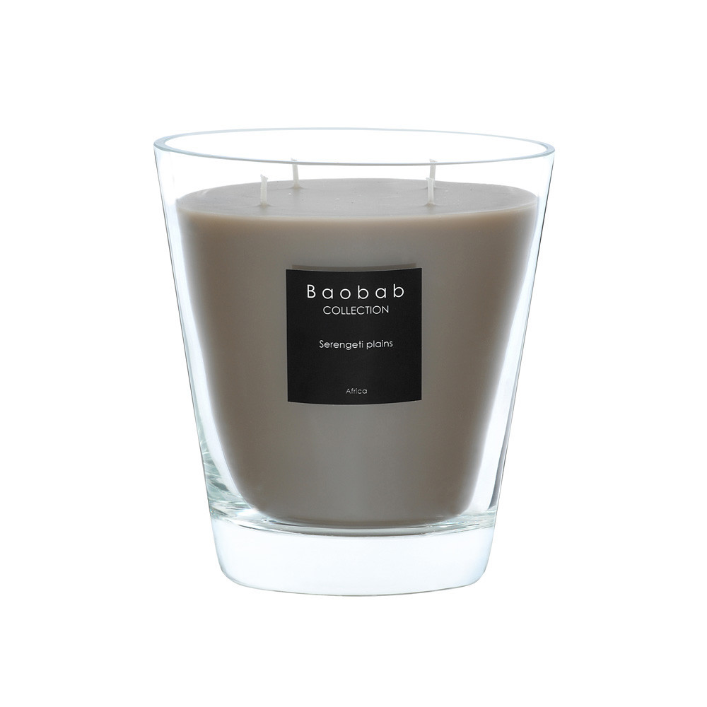 Baobab Collection - All Seasons Scented Candle - White Rhino - 16cm