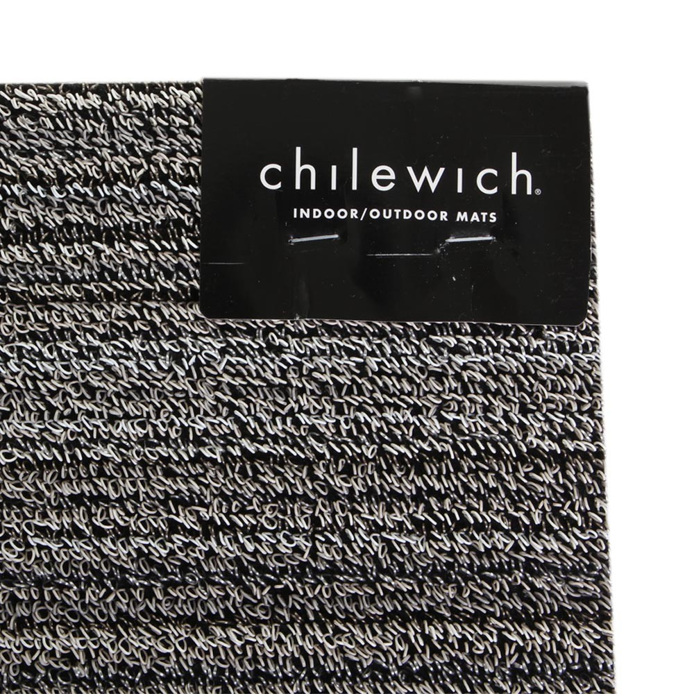 buy chilewich skinny stripe shag rug  birch  amara -