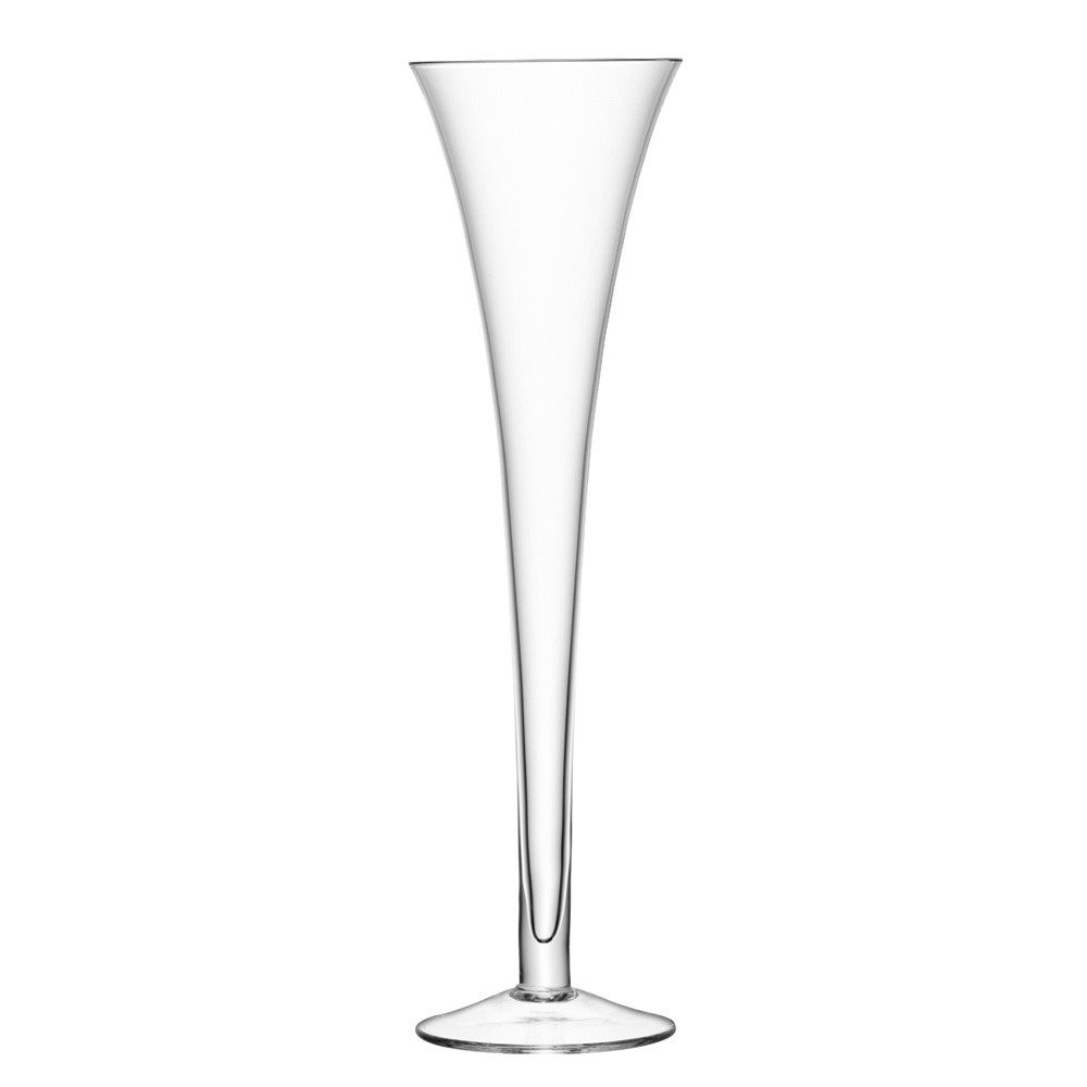 LSA International - Bar Grand Hollow Stem Flutes - Set of 2