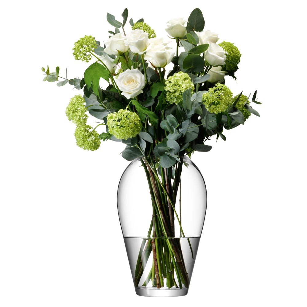 Buy lsa international flower grand bouquet vase 35cm amara reviewsmspy