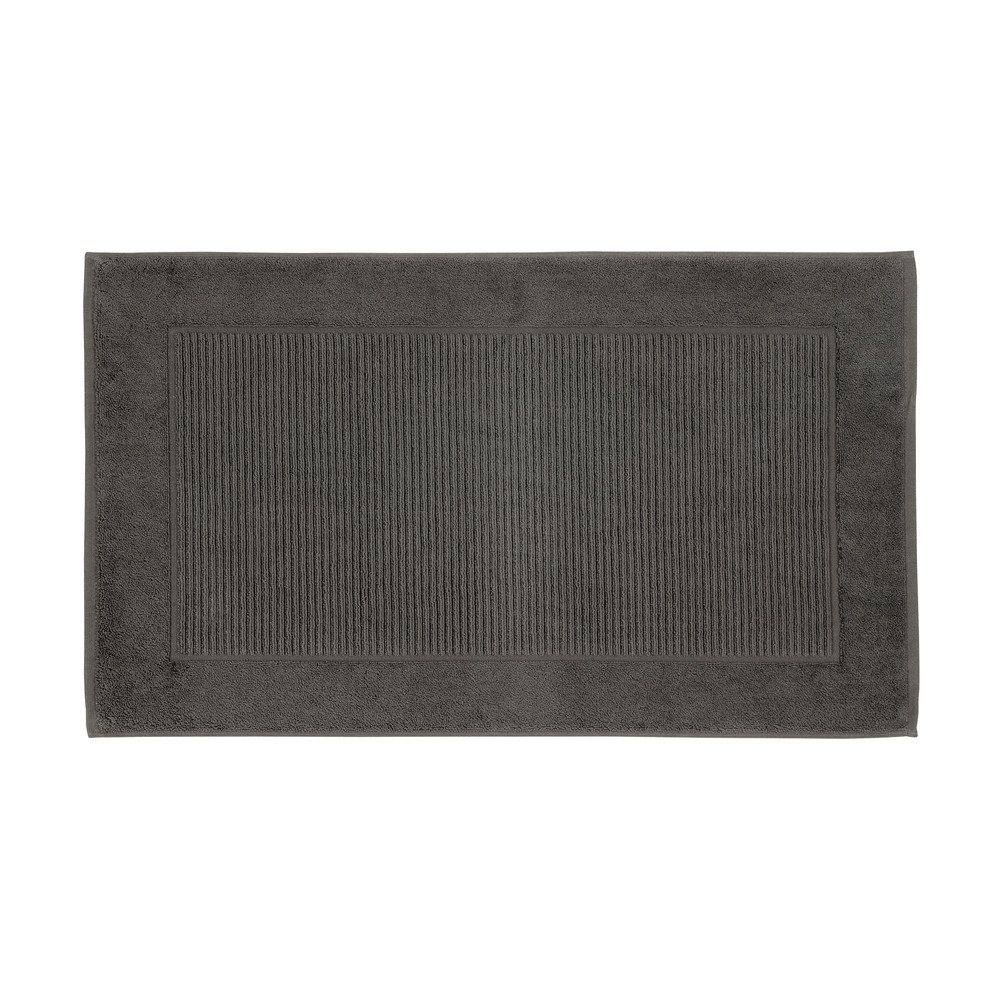 Buy Christy Supreme Hygro Terry Bath Mat Graphite Amara