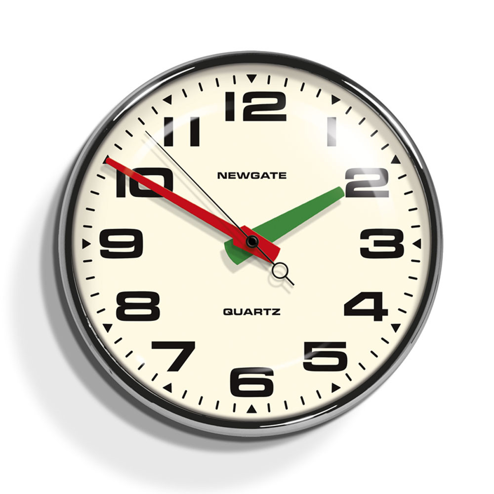 Buy Newgate Clocks Brixton Clock Amara