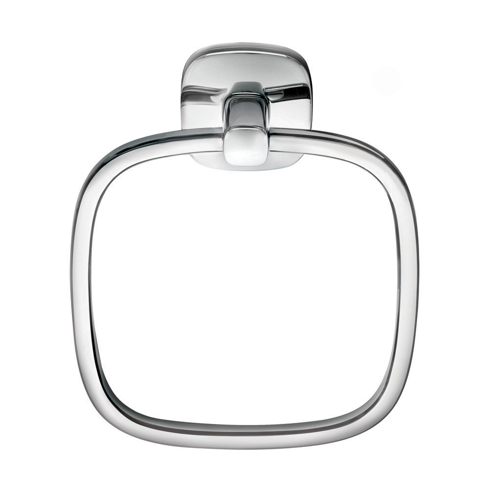 Buy Robert Welch Burford Towel Ring | Amara