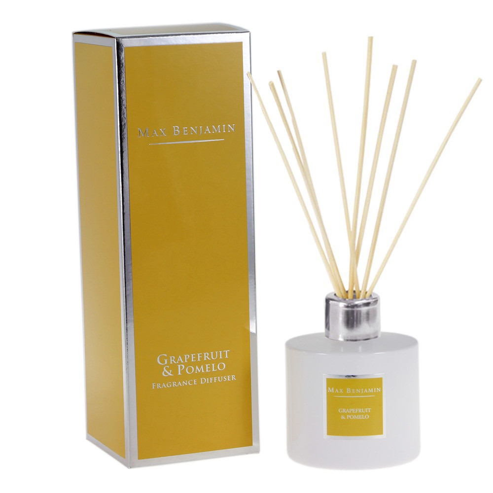 Max Benjamin - Classic Collection Reed Diffuser - 150ml - Grapefruit & Pomelo