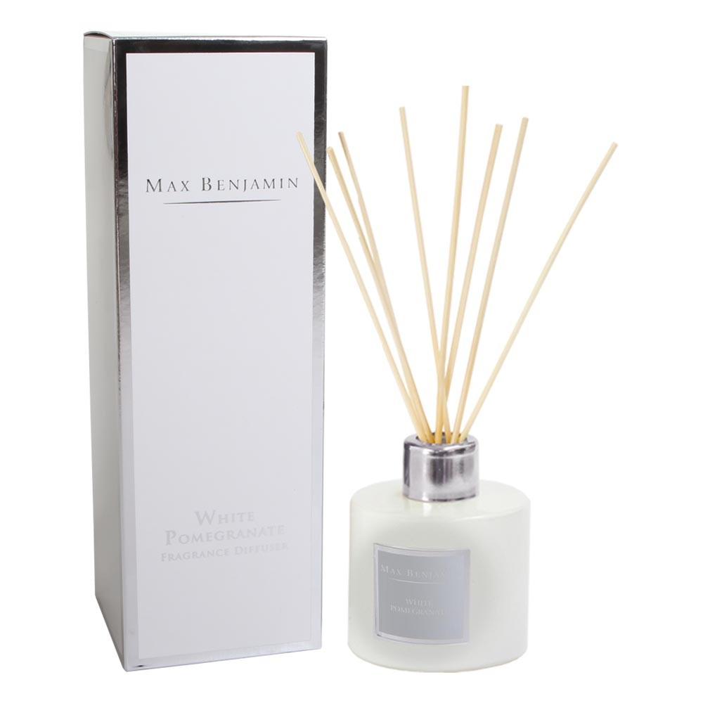 Product Reed Diffuser ~ Buy max benjamin reed diffuser white pomegranate ml