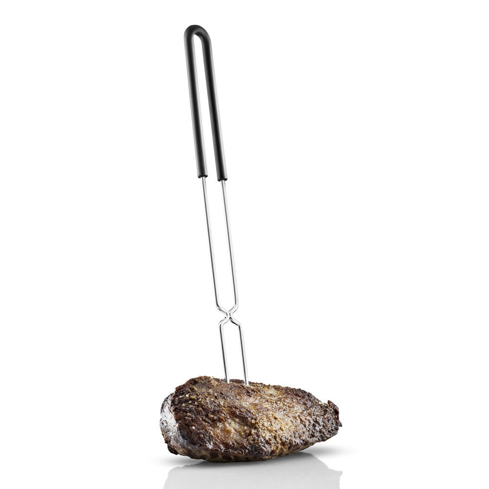 Grill fork